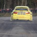 Race of Austrian Champions 2012 Seat Leon Peter Rammler Start Halbfinale