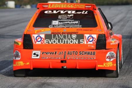 Race of Austrian Champions 2012 Lancia Integrale Felix Pailer