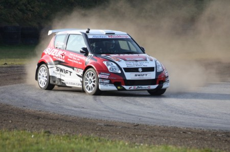 Race of Austrian Champions 2012 Suzuki Swift Martin Zellhofer