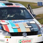 Race of Austrian Champions 2012 VW Polo S2000 Kris Rosenberger