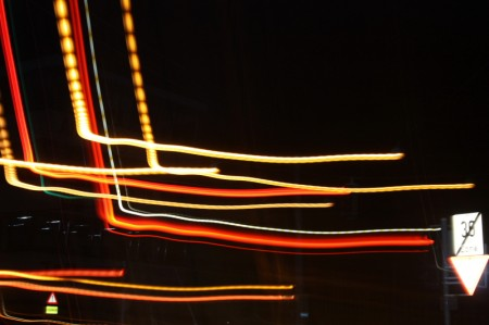 Ampel Lichtspiel