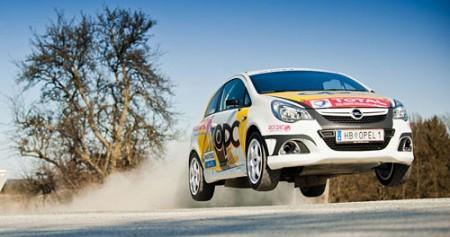 Opel Corsa OPC Rallye Cup