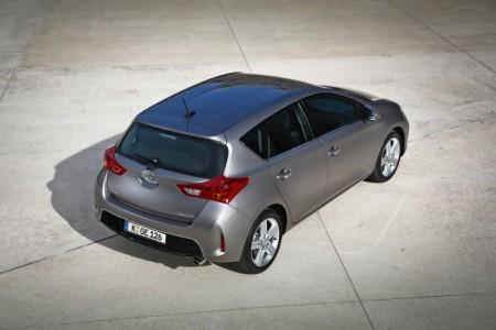 Toyota Auris neu