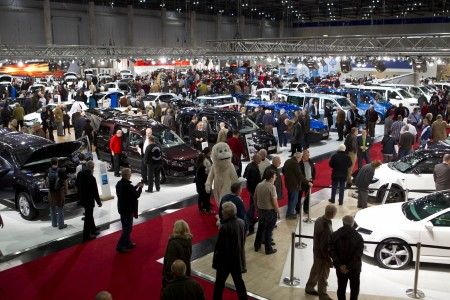 Vienna Autoshow im Messezentrum Wien