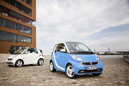 smart fortwo Cabriolet & ice shine 2012