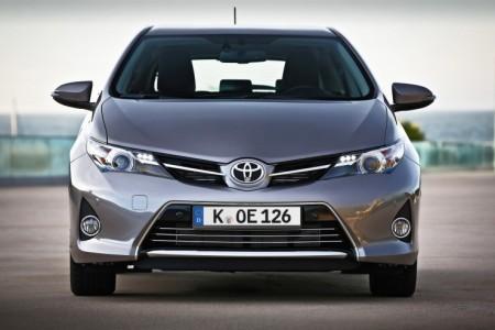 neuer Toyota Auris