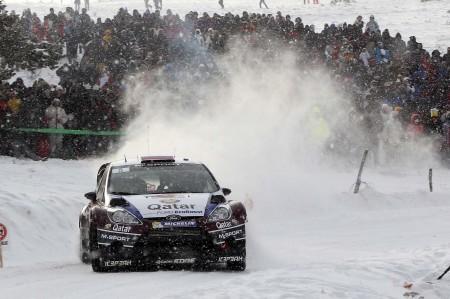 Rallye Monte Carlo - erster Lauf zur Rallyeweltmeisterschaft 2013