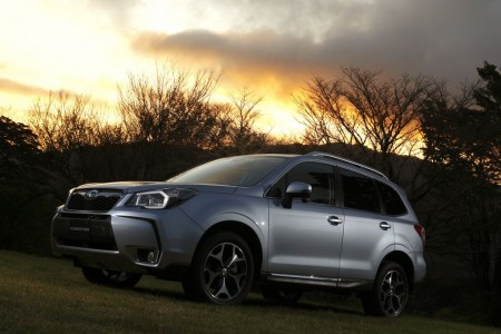 Subaru Forester 2013 Neu