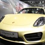 Vienna Autoshow 2013 Porsche Cayman