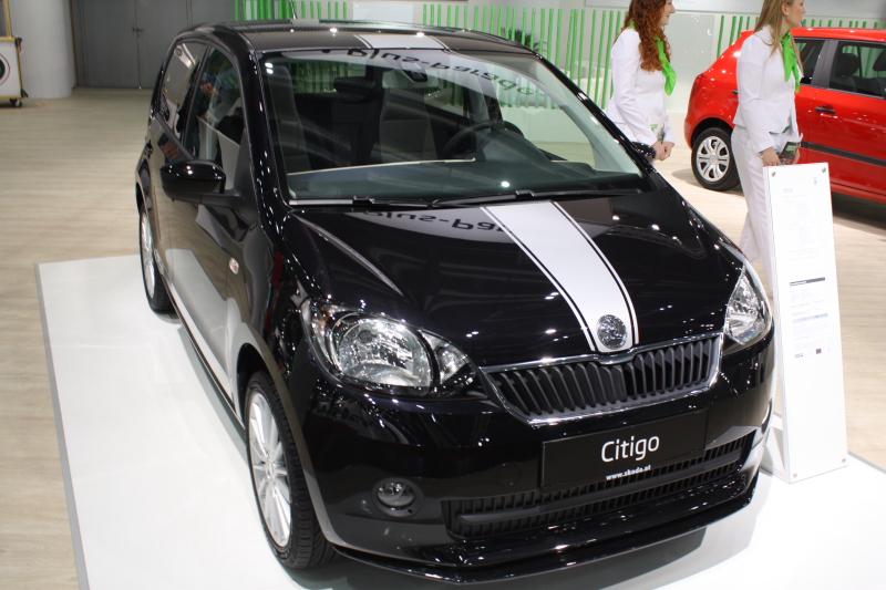 bilder und bericht von der vienna autoshow 2013 teil 2 billige autos. Black Bedroom Furniture Sets. Home Design Ideas