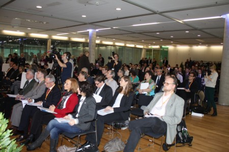 Vienna Autoshow 2013 Medien Presse Vertreter