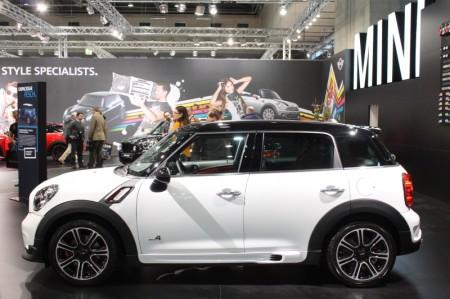 Vienna Autoshow 2013 MINI