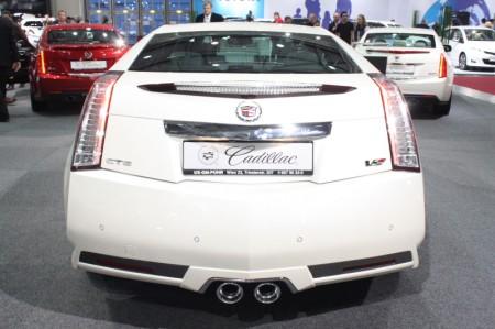 Vienna Autoshow 2013 Cadillac
