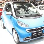Vienna Autoshow 2013 smart