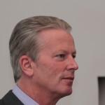Vienna Autoshow 2013 Dr. Reinhold Mitterlehner