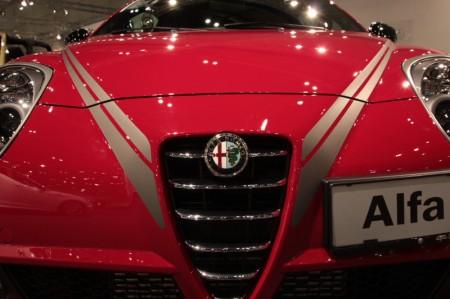 Vienna Autoshow 2013 Alfa
