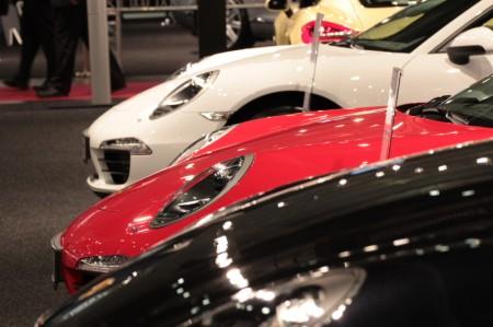 Vienna Autoshow 2013 Porsche