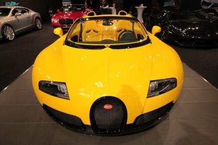 Vienna Autoshow 2013 Bugatti