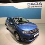 Vienna Autoshow 2013 Dacia