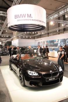 Vienna Autoshow 2013 BMW M