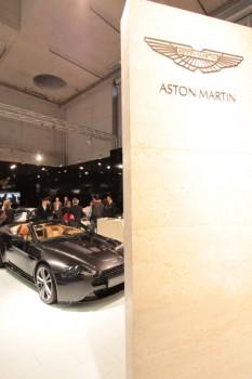 Vienna Autoshow 2013 Aston Martin