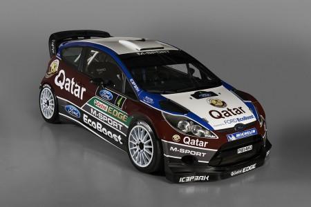 2013 Qatar M-Sport World Rally Team