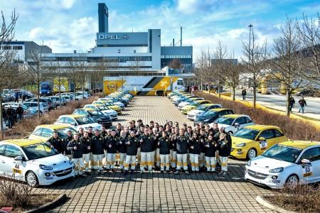 Opel Rallye Cup