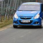 Rebenlandrallye Opel Corsa OPC 14