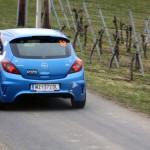 Rebenlandrallye Opel Corsa OPC 15