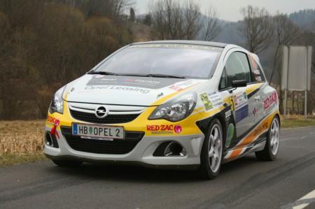 Rebenland Rallye Opel Corsa OPC 16