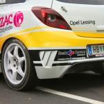 Rebenland Rallye Opel Corsa OPC 18