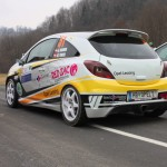 Rebenlandrallye Opel Corsa OPC 19