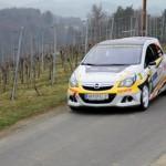 Rebenlandrallye Opel Corsa OPC 2