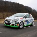 Rebenlandrallye Opel Corsa OPC 20