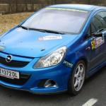 Rebenlandrallye Opel Corsa OPC 24