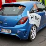 Rebenlandrallye Opel Corsa OPC 25
