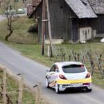 Rebenlandrallye Opel Corsa OPC 3
