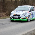 Rebenlandrallye Opel Corsa OPC 30