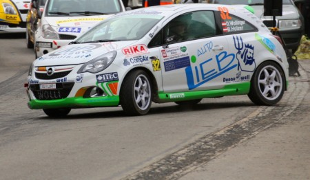 Rebenland Rallye Opel Corsa OPC