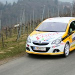 Rebenlandrallye Opel Corsa OPC 8
