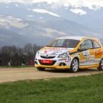 Lavanttal Rallye 2013 Opel Corsa OPC Rallye Cup