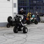 Motomotion 2013 Stuntfahrer