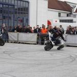 Motomotion 2013 Stuntvorführung