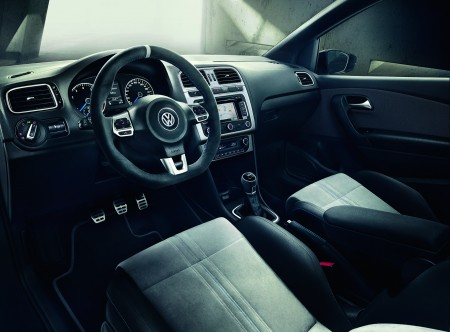 Volkswagen Polo R WRC Innenraum