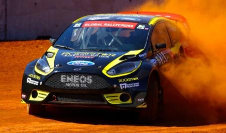 Ford Fiesta ST X Games
