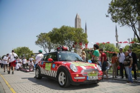 MINI Baby Racer World Record