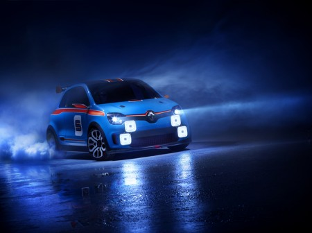 Renault Twin'Run Concept Car