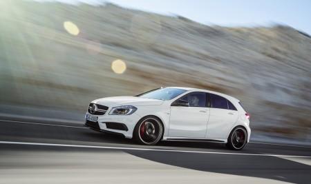 Mercedes-Benz A-Klasse A 45 AMG
