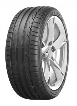 2013-06 Sport Maxx RT auf A 45 AMG_Reifen Dunlop