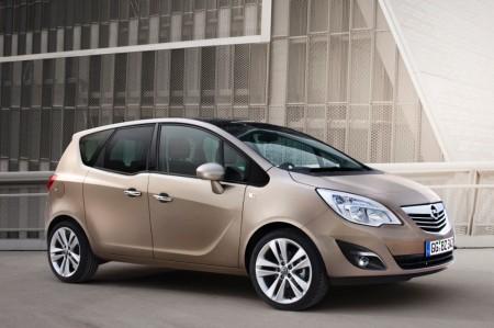 Opel Meriva Hochwasseropfer